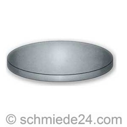 Picture of steel round blank 93180