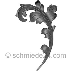 Picture of ornamental leaf 52999