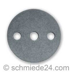 Picture of steel round blank 93010