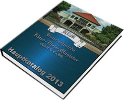 Picture of main catalogue 2013