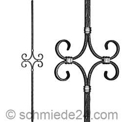 Picture of ornamental rod 12230