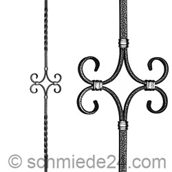 Picture of ornamental rod 12231