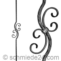 Picture of ornamental rod