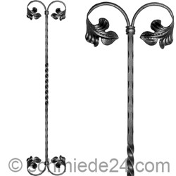 Picture of baroque ornamental rod 13161