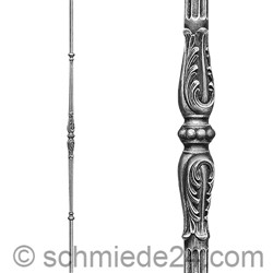 Picture of cast ornamental rod 17030