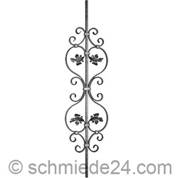Picture of baroque ornamental rod 13001, Picture 2