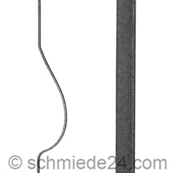 Picture of shaped rod 16003