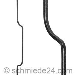 Picture of shaped rod 16573
