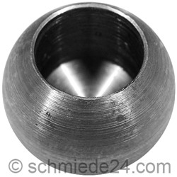 Picture of solid steel ball 55028