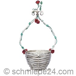 Picture of flower basket 69767