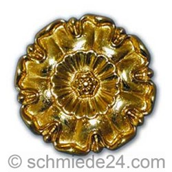Picture of brass- rosette 53730, Picture 1
